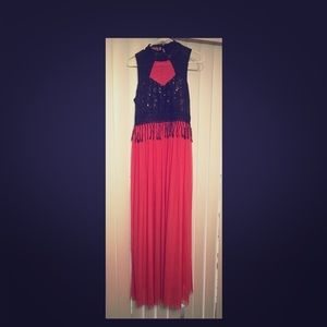 Dresses & Skirts - Women's Maxi Prom Dress
